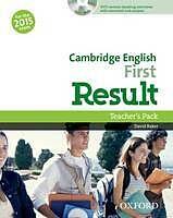 Kartonierter Einband Cambridge English: First Result: Teacher's Pack von Paul A. ; Falla, Tim Davies