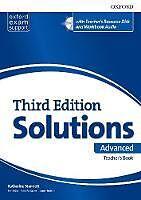 Kartonierter Einband Solutions Advanced Teacher Pack with Resource Disk von Tim; Davies, Paul A. Falla