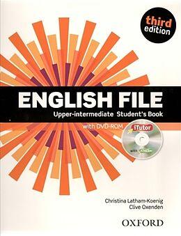 Kartonierter Einband English File: Upper-intermediate. Student's Book with iTutor von Clive Oxenden, Christina Latham-Koenig