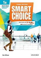 Set mit div. Artikeln (Set) Smart Choice: Level 1: Multi-Pack B with Online Practice and On The Move von Ken Wilson, Thomas Healy