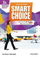Set mit div. Artikeln (Set) Smart Choice: Level 3: Multi-Pack A with Online Practice and On The Move von Ken Wilson, Thomas Healy