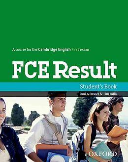 Broschiert FCE Result Student Book von Paul A.; Falla, Tim Davies