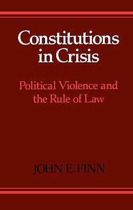 E-Book (pdf) Constitutions in Crisis von John E. Finn