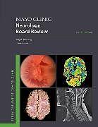 Kartonierter Einband Mayo Clinic Neurology Board Review von Kelly D. Flemming