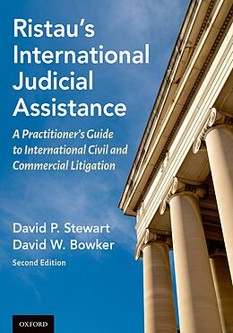 eBook (pdf) Ristau's International Judicial Assistance de David W. Bowker, David P. Stewart