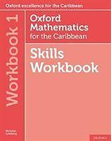 Kartonierter Einband Oxford Mathematics for the Caribbean 6th edition: 11-14: Workbook 1 von Nicholas Goldberg, Neva Cameron-Edwards