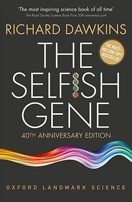 Kartonierter Einband The Selfish Gene von Richard Dawkins