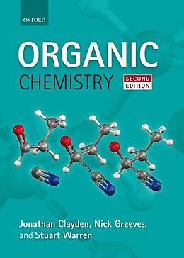 Kartonierter Einband Organic Chemistry von Stuart Warren, Nick Geeves, Jonathan Clayden