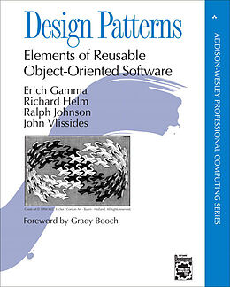 Livre Relié Design Patterns de Erich Gamma, Richard Helm, Ralph Johnson
