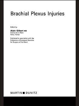 E-Book (pdf) Brachial Plexus Injuries von