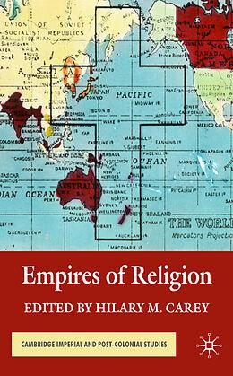 Fester Einband Empires of Religion von