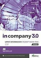 Kartonierter Einband In Company 3.0 Upper Intermediate Level Student's Book Pack von Mark Powell, John Allison