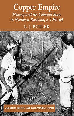 Fester Einband Copper Empire von Larry Butler