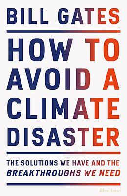 E-Book (epub) How to Avoid a Climate Disaster von Bill Gates