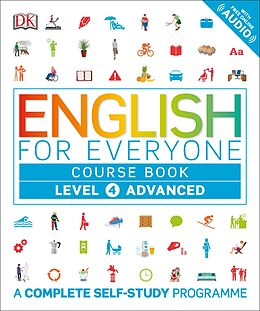 E-Book (pdf) English for Everyone Course Book Level 4 Advanced von DK