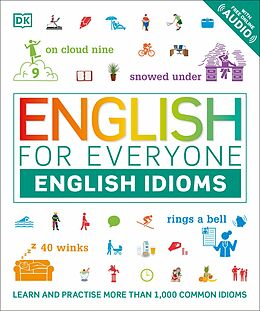 E-Book (pdf) English for Everyone English Idioms von DK