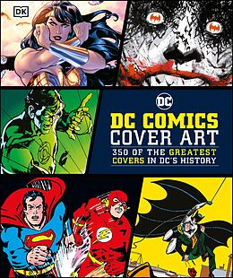 E-Book (pdf) DC Comics Cover Art von Nick Jones