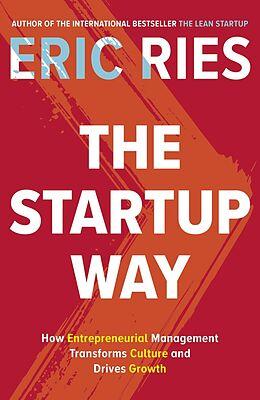 E-Book (epub) The Startup Way von Eric Ries