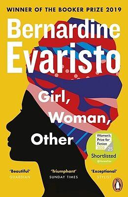 Kartonierter Einband Girl, Woman, Other von Bernardine Evaristo