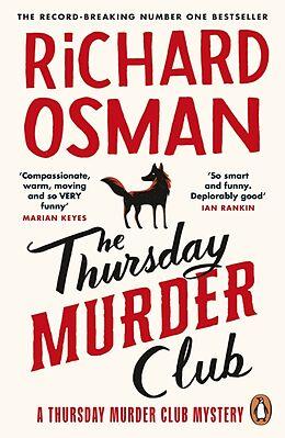 Kartonierter Einband The Thursday Murder Club von Richard Osman