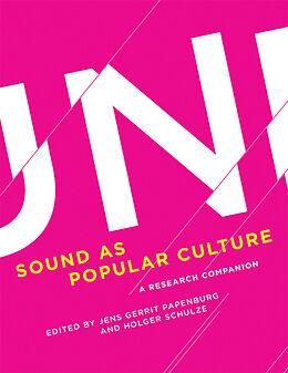 Fester Einband Sound as Popular Culture von