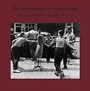 Fester Einband The Photographs of Homer Page von Keith F. Davis