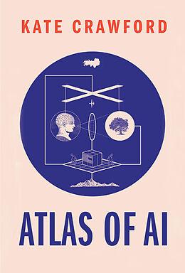 Livre Relié The Atlas of AI de Kate Crawford