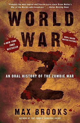 Kartonierter Einband World War Z von Max Brooks