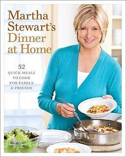 Fester Einband Easy Dinner von Martha Stewart