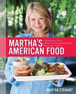 Fester Einband Martha's American Food von Martha Stewart