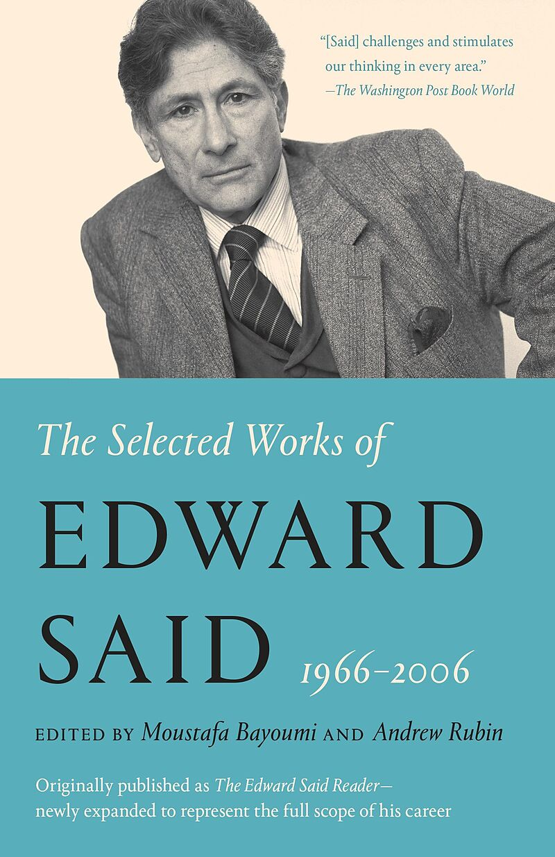 Edward Said Orientalism Epub