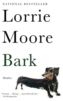 Kartonierter Einband Bark von Lorrie Moore