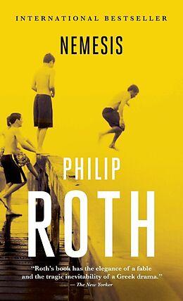Kartonierter Einband Nemesis, English edition von Philip Roth