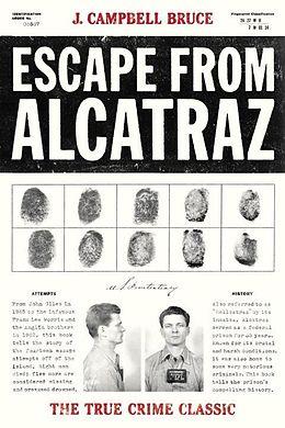 E-Book (epub) Escape from Alcatraz von J. Campbell Bruce