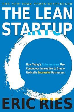 Fester Einband The Lean Startup von Eric Ries