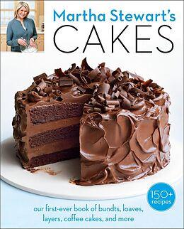 Kartonierter Einband Martha Stewart's Cakes von Martha Stewart