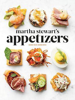 Fester Einband Martha Stewart's Appetizers von Martha Stewart