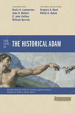 eBook (epub) Four Views on the Historical Adam de Denis Lamoureux