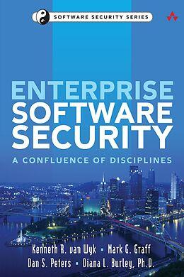 E-Book (pdf) Enterprise Software Security von van Wyk Kenneth R., Graff Mark G., Peters Dan S.