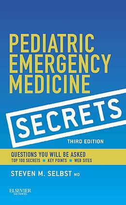 E-Book (epub) Pediatric Emergency Medicine Secrets E-Book von Steven M. Selbst
