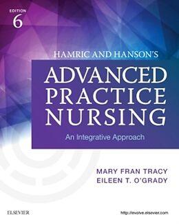 Couverture cartonnée Hamric and Hanson's Advanced Practice Nursing de Mary Fran Tracy, Eileen T. O'Grady