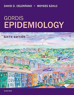 eBook (epub) Gordis Epidemiology de David D Celentano, Moyses Szklo