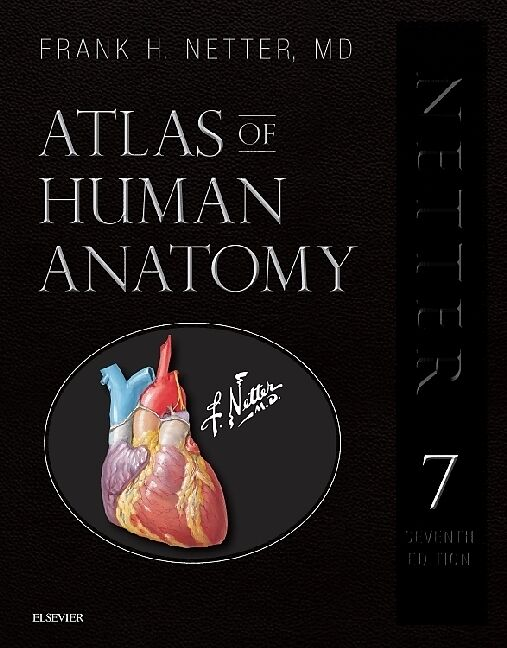 Atlas of Human Anatomy, Professional Edition - Frank H. Netter ...