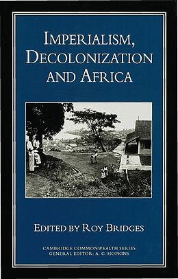 Fester Einband Imperialism, Decolonization and Africa von