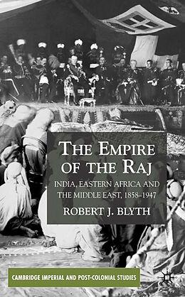 Fester Einband The Empire of the Raj von R. Blyth