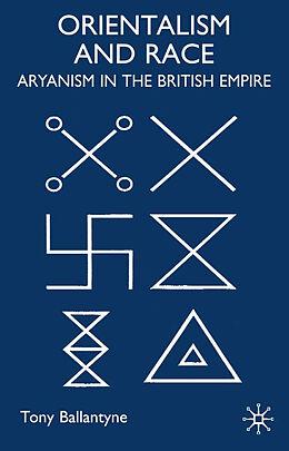 Fester Einband Orientalism and Race von T. Ballantyne
