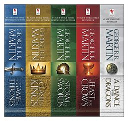E-Book (epub) George R. R. Martin's A Game of Thrones 5-Book Boxed Set (Song of Ice and Fire Series) von George R. R. Martin