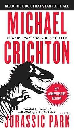 Kartonierter Einband Jurassic Park von Michael Crichton