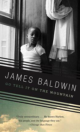 Kartonierter Einband Go Tell It on the Mountain von James Baldwin