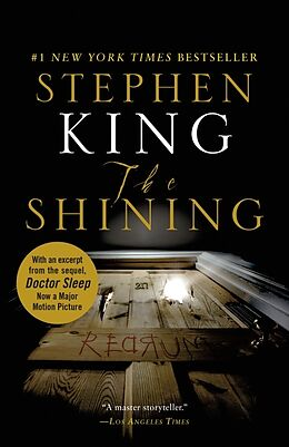 Poche format B The Shining von Stephen King